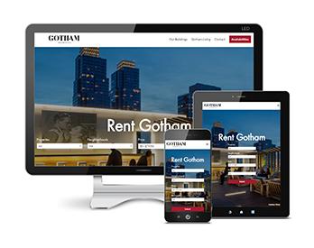 Gotham rental properties in New York City